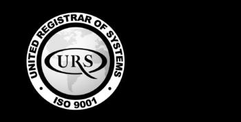 URS certifikace ISO 9001